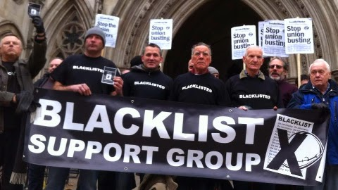 Blacklist Support Group