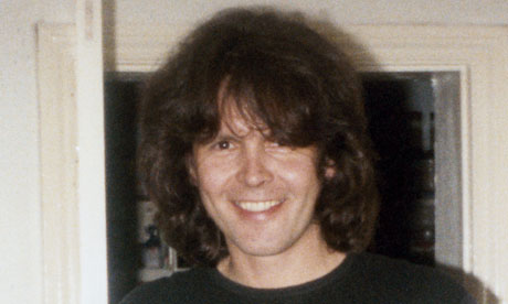 Bob Lambert whilst undercover in the 1980s