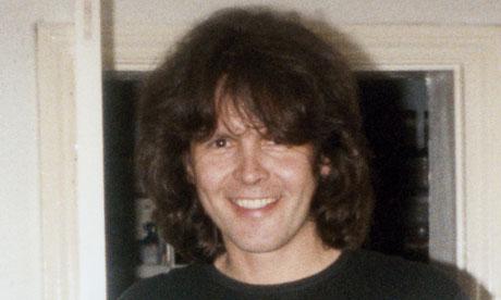 Bob Lambert whilst undercover in the 1980s