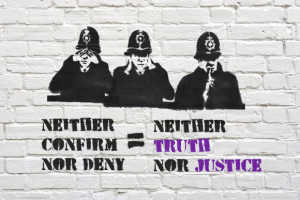 Neither Confirm Nor Deny = Neither Truth Nor Justice