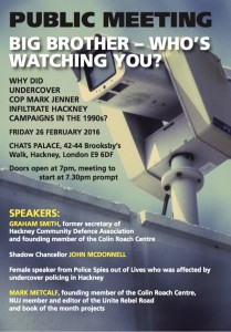 Big Brother - Who's Watching You? poster