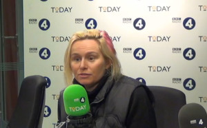 Kate Wilson on the today Programme, 19 Jan 2016