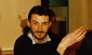 John Dines, undercover as John Barker