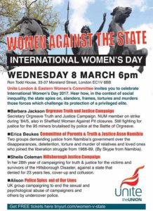 Women Against the State poster