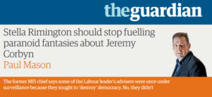 Paul Mason article masthead