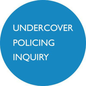 Undercover Policing Inquiry logo
